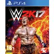 more details on WWE 2K17 - PS4.