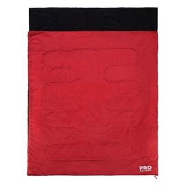 ProAction 200GSM Double Envelope Sleeping Bag