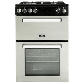 New World Macdui NWMC60DFSS 60cm Dual Fuel Cooker - S/Steel