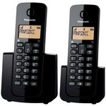 more details on Panasonic KXTGB112E Cordless Telephone.