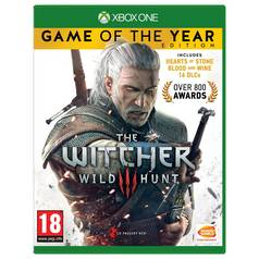The Witcher 3: Wild Hunt Game of the Year Xbox One Game