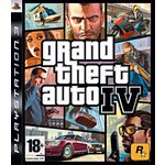 more details on Grand Theft Auto: IV PS3 Game.
