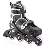 more details on Xootz Inline Skates XY400P - Size 1-4.