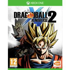 Dragon Ball Xenoverse 2 Xbox One Game
