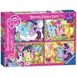 more details on Ravensburger My Little Pony 4x42 Piece Jigsaw Puzzle.