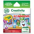 more details on LeapFrog Explorer Crayola.