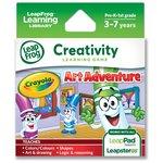 more details on LeapFrog Explorer Crayola.