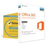 more details on Microsoft Office 365 Personal and Norton Internet Security.