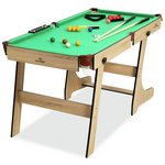 more details on Hy-pro 5ft Folding Snooker and Pool Table.
