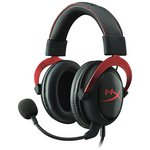 more details on HyperX Cloud II Gaming Headset PC/PS4/Mac/Mobile - Red.
