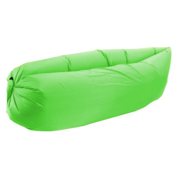 Buy Relaxair Inflatable Sofa Green At Your