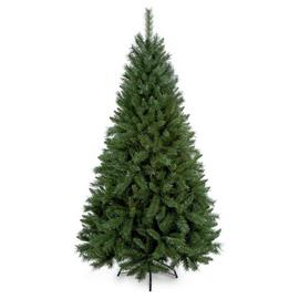 Premier Decorations 9.9ft Noel Pine Christmas Tree - Green