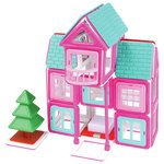 more details on Magformers Sweet House 64 Piece Set.