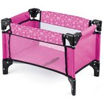 more details on Snuggles Deluxe Dolls Travel Cot.