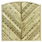 more details on Grange Elite St Lunairs 1.8m Fence Panel - Pack of 5.