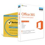 more details on Microsoft Office 365 Home and Norton Internet Security.