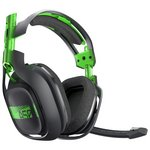 more details on Astro A50 Wireless 7.1 Gaming Headset for Xbox One - Green.