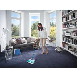 Leifheit Regulus Turquo Floor Carpet Sweeper
