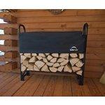 more details on Shelter Logic Small 1.2m Log Rack.