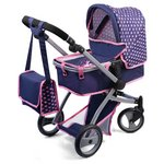 more details on Bayer Deluxe Combi Dolls Pram.
