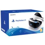 more details on Sony PlayStation VR Headset.