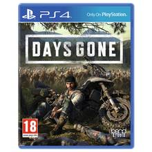 Days Gone PS4 Pre-Order Game