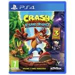 more details on Crash Bandicoot N.Sane Trilogy PS4 Pre-order Game