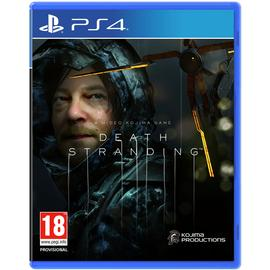 Death Stranding PS4 Pre-Order Game