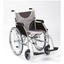 Self Propelled Aluminium Wheelchair.