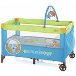 more details on Jane Travel Cot Animal Dots