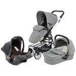 more details on Baby Elegance Beep Twist Travel System - Grey.