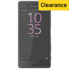 Sim Free Sony Xperia X Mobile Phone - Black
