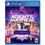 more details on Agents of Mayhem PS4 Pre-order Game.