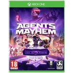 more details on Agents of Mayhem Xbox One Pre-order Game.