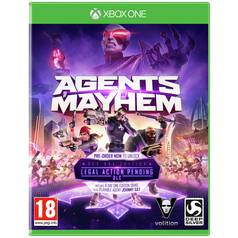 Agents of Mayhem Xbox One Game