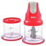 more details on Ninja Stackable Food Chopper - Red.
