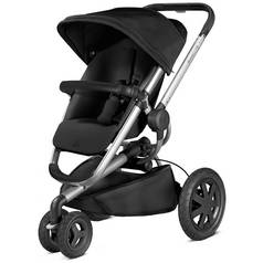 Quinny Buzz Xtra Pushchair - Rocking Black