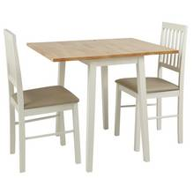 Results for small kitchen table 2 chairs home kendall solid wood drop leaf table and 2 chairs workwithnaturefo