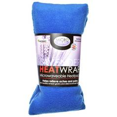 Fleece Wheat Warmer - Blue