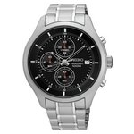 more details on Seiko Men's Chronograph Stainless Steel Watch.