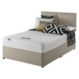 Silentnight Hatfield Memory Divan Bed - Small Double.