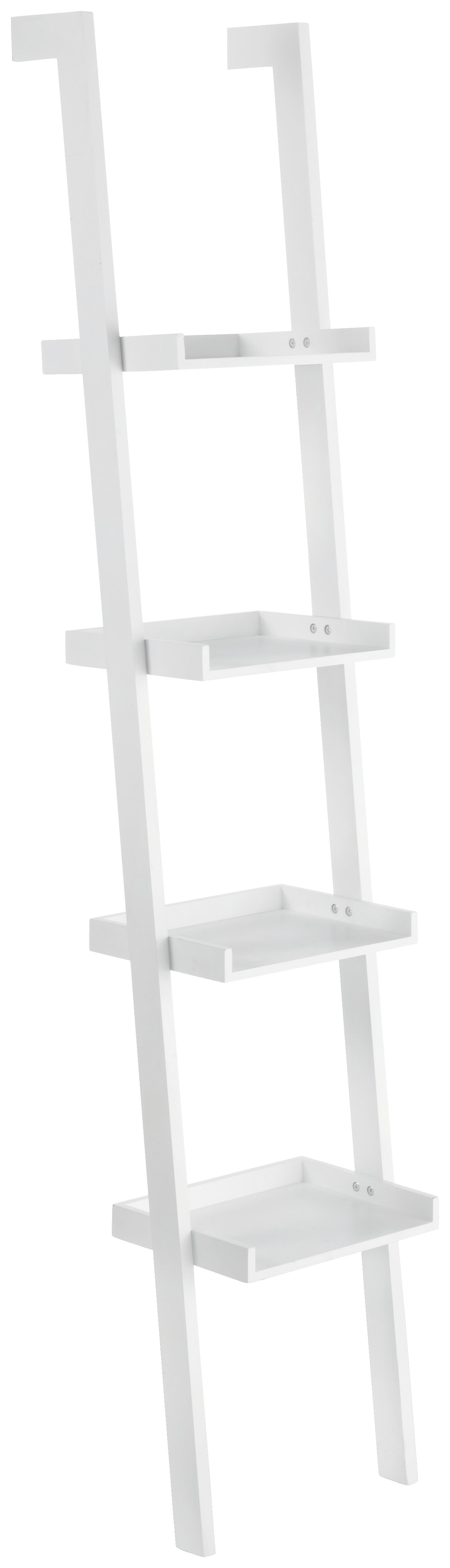 ... more details on Habitat Jessie Narrow Bookshelf - White.