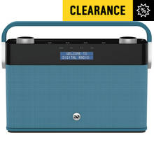 Acoustic Solutions DAB Radio - Teal