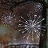 Premier Decorations 4 Sparkle Balls - White