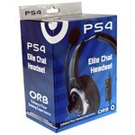 more details on IGA Elite Gaming Headset for PS4.