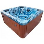 more details on Malibu Deluxe Hot Tub.