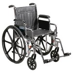 more details on Sentra EC20 Self Propelled Wheelchair.