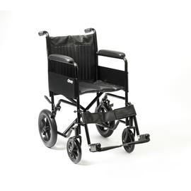 Drive Medical Steel Transit Wheelchair