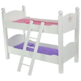 Olivias Little World Double Bunk Bed Dolls Accessories
