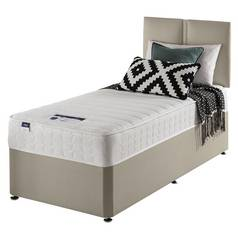 Silentnight Hatfield Memory Divan Bed - Single